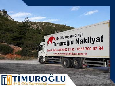 Timuroğlu Uluslararası Evden Eve Nakliyat firmamız İstanbul merkezli lojistik firması olmasına karşın, tüm komşu ülkeler de yer alan şube ve temsilciliklerimiz ile çalışmaktayız. Uluslar Arası nakliyat piyasasında yılların verdiği tecrübe ile çalışmalarımızı...